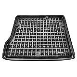 RENAULT - 123TAPISAUTO Tapis DE Coffre Caoutchouc 3D Premium Duster 2X4 Depuis 2010