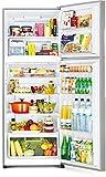 Hitachi 318 L 3 Star Frost-Free Double Door Refrigerator (R-H350PND4K, Inox)