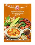 Cock Brand Gelbe Curry Paste 50g