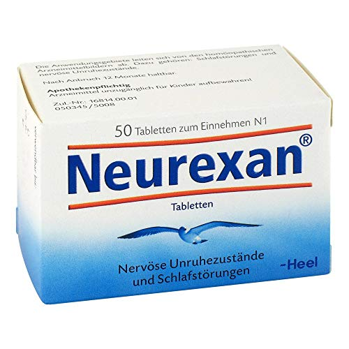 Neurexan Tabletten, 50 St. -
