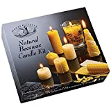 House of Crafts Natural Beeswax Candle Kit! Home decoration   Creative Gift