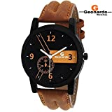#8: Geonardo Analogue Black Dial Boy'S Watch-Gdm018