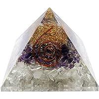 Kristall & amythyst orgainte Pyramide Heilung Kristalle Reiki organite Pyramide Reiki Spritual Geschenk mit Rot... preisvergleich bei billige-tabletten.eu