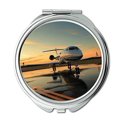avion, miroir, miroir de maquillage, combattant clerc multiclass 5e, miroir de poche, miroir portable
