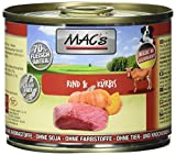 Mac's Rind & Kürbis, 6er Pack (6 x 200 g)