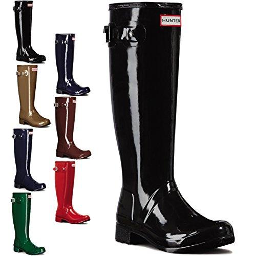 donna-hunter-original-tour-gloss-impermeabile-inverno-pioggia-stivali