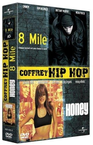 Coffret Hip Hop : Honey / 8 mile [FR Import]