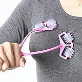 Wei-d Manuelle Brust Brust Roller Brust Massage Home Brust schlaffe Produkte, Brustvergrößerung Brust , Pink