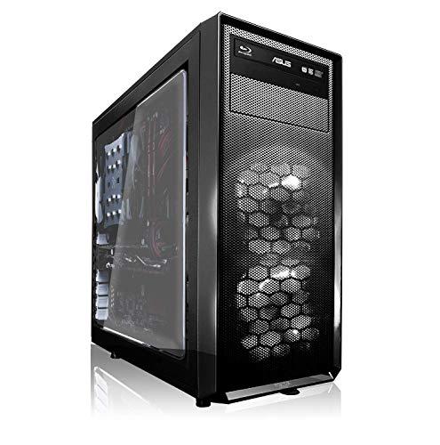 Memory PC Gaming PC i7-8700K 6X 3.7 GHz| 16 GB DDR4 RAM | 240 GB SSD + 2000 GB HDD | NVIDIA RTX 2080 8GB 4K