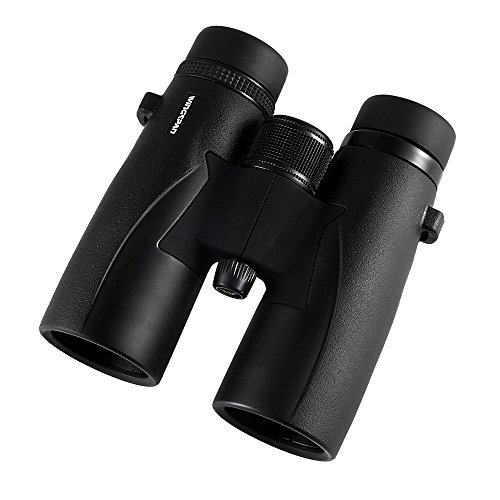 Wingspan Optics SkyView UltraHD 8X42 Binocolo da Bird-Watching con Vtro ED. Leggerissimo, Impermeabile, Anti-appannamento. Prova il Bird-Watching in Modo Migliore e Più Luminoso con Ingrandimanento Ultra HD 8X42