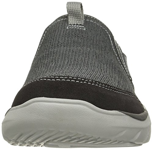 Usa Loafer Slip Horst Skechers Antracite Mens on Corven dwxqxOn6