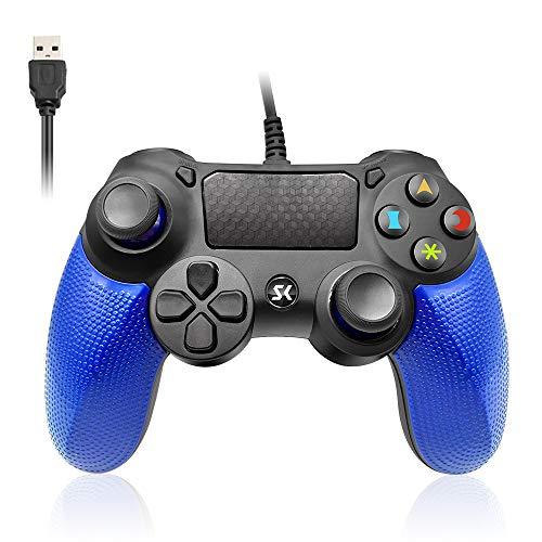 Controlador PS4 Palanca Mando vibración Doble Juegos