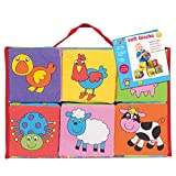 Enlarge toy image: Galt Toys Baby Soft Blocks