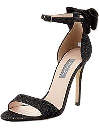 SJP by Sarah Jessica Parker Women's Encore Bis Ankle Strap Sandals