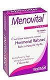 HealthAid Menovital 60 Tablets - CLF-HAD-803185 by HEALTH AID