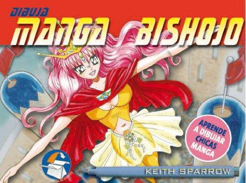 Dibuja manga bishojo / Draw manga bishojo