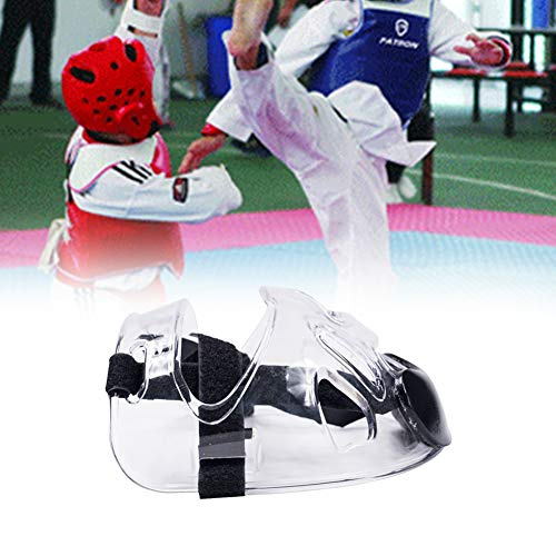 Máscara de casco deportivo para Sanda Karate