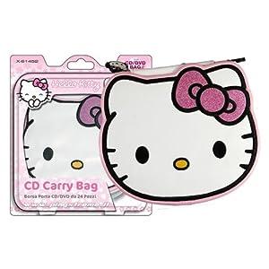 Tasche Extreme Hello Kitty CD/DVD (24Stk.)