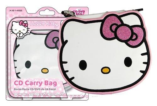 Preisvergleich Produktbild Tasche Extreme Hello Kitty CD / DVD (24Stk.)