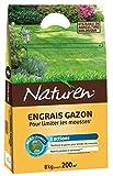 Best Les engrais - Naturen Engrais Gazon Anti Mousse Organique 200m² 8kg Review