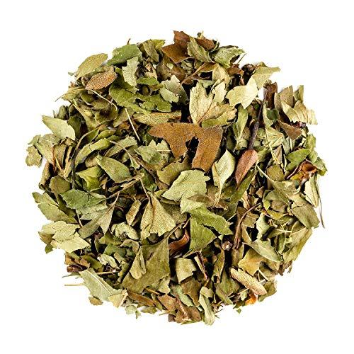 Weißdorn Blatt Blumen Tee Bio - Hawthorn organischer verlässt und blüht hohen Nahrungsmittel Grad - Weißdorntee 100g