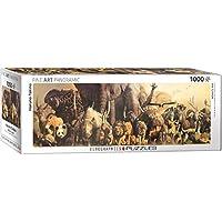 """Eurographics 6010–11821,2cm Arche de Noé par Haruo Takino """"Puzzle (lot de 1000)"""