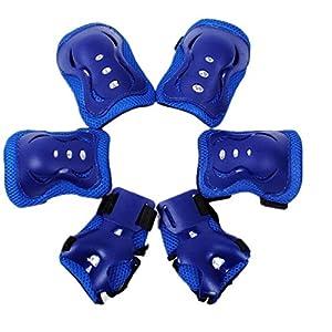 ReachTop Kinder Getriebe Knieellenbogenschutz Wrist Support Set