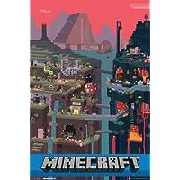 Empire Póster de juego Minecraft