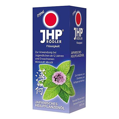 JHP Rödler Japanisches Heilpflanzenöl, 30 ml