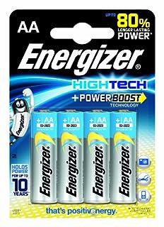 Energizer HighTech AA Batteries 4 Pack (B003YC7PWW) | Amazon price tracker / tracking, Amazon price history charts, Amazon price watches, Amazon price drop alerts