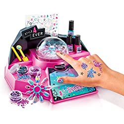 Canal Toys OFG 163 Style For Ever - Bar à ongles avec paillettes, tatoos, stickers