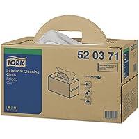 Tork Paño de limpieza ultrarresistente Premium/1 capa/Papel multiuso compatible con el sistema W7, surtido de colores y tamaños