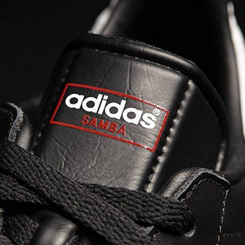 more photos b1488 c3b43 ... adidas Samba, 019000, Unisex-Erwachsene Low-Top Sneaker Schwarz-Weiß