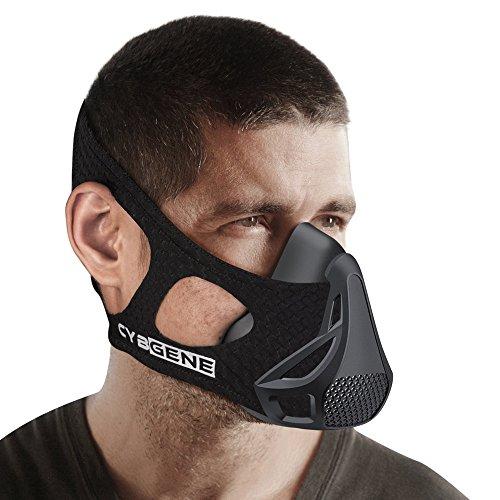 CybGene Máscara de Entrenamiento,Training Mask de alta Altitude,Máscara...