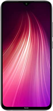 Xiaomi Redmi Note 8 Akıllı Telefon, 128 GB, Beyaz (Xiaomi Türkiye Garantili)
