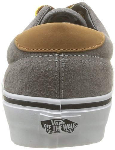 Vans U Era 59, Baskets mode mixte adulte Gris (Pig Suede Smo)