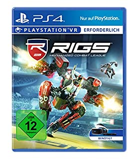 RIGS: Mechanized Combat League [PSVR] (B01KTBWNWM) | Amazon Products