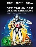 Der Tag, an dem die Erde stillstand - Limited Mediabook (+ Original Kinoplakat) - Blu-ray