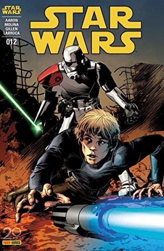 Star Wars Nº12 (couverture 1/2)