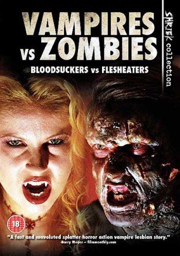 Bild von Vampires Vs Zombies [DVD] by Bonny Giroux