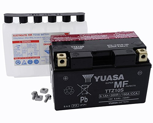 Batteria YUASA - TTZ10S-BS esente da manutenzione