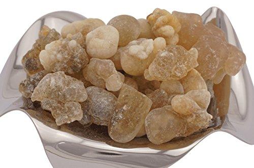 K W Weihrauch Oman Al-Hojari Grad 3 - Große Stücke - Orange-Braun - Boswellia Sacra - Direktimport 1. Qualität - 20g bis 1000g (20 Gramm) (Baum Kleidung Royals)