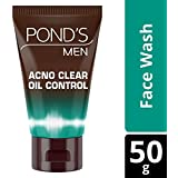 POND'S Men Oil Control Face Wash, 50g