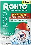 #8: Rohto Maximum Redness Relief, 0.4 fl oz
