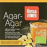 Lima Agar en Poudre 6 x 2 g - Lot de 6