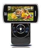 Medion P47350 Digitaler Slim Full-HD Camcorder (4-fach digitaler Zoom, 8,9cm (3,5 Zoll) Display, HDMI-Ausgang)