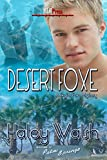 Desert Foxe by Haley Walsh front cover