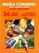 Missile Command - Atari 2600 [Importación inglesa]