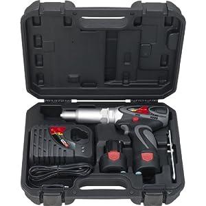 KS Tools 515.4106 – Inalámbrico pistola remachadora, con 2 baterías