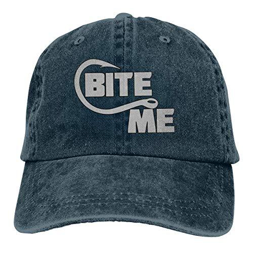 Preisvergleich Produktbild Unisex Bite Me Fischen Fashion Headgear